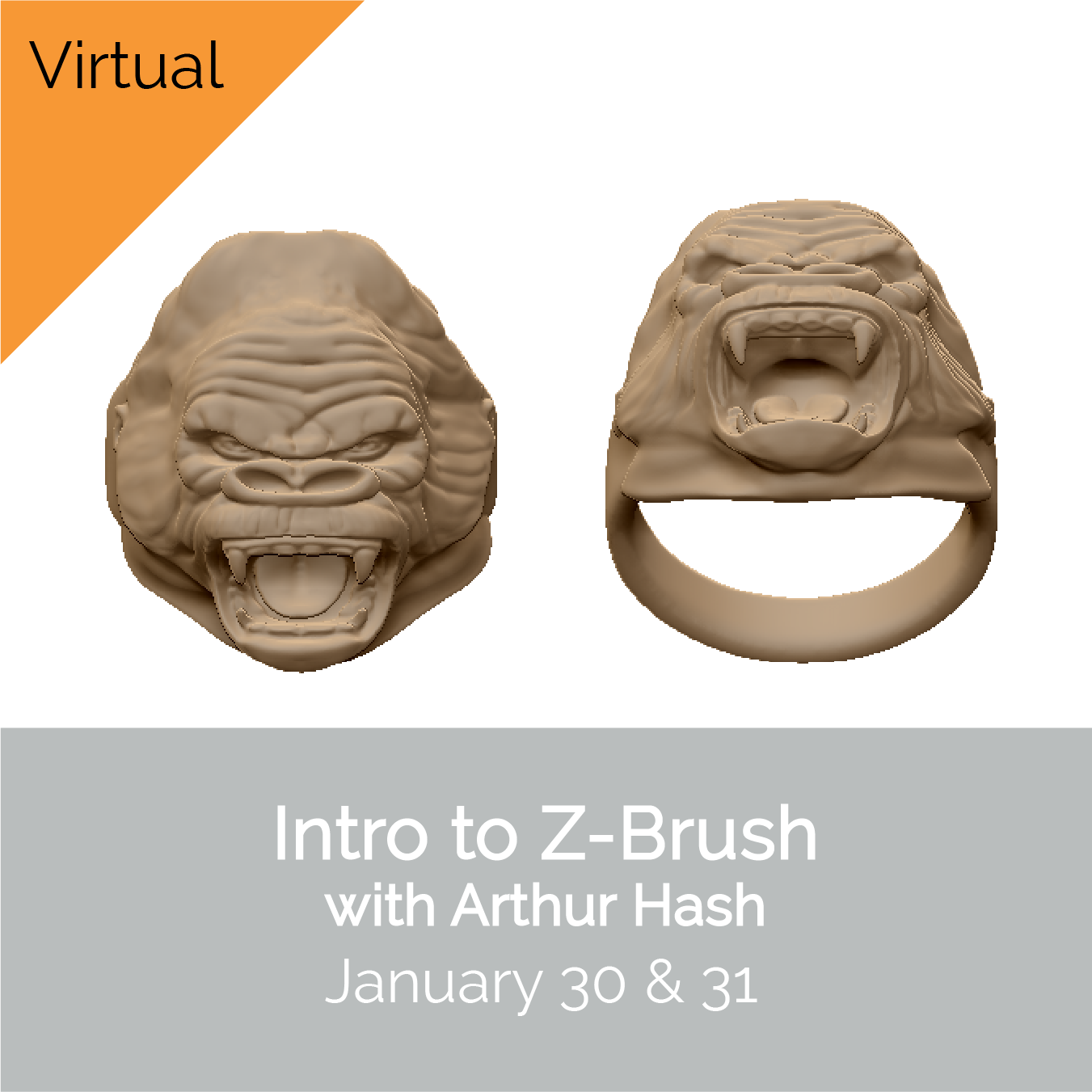 IG - (V) Intro to ZBrush W2021