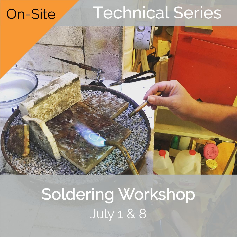 IG - TECH Soldering workshop S2021