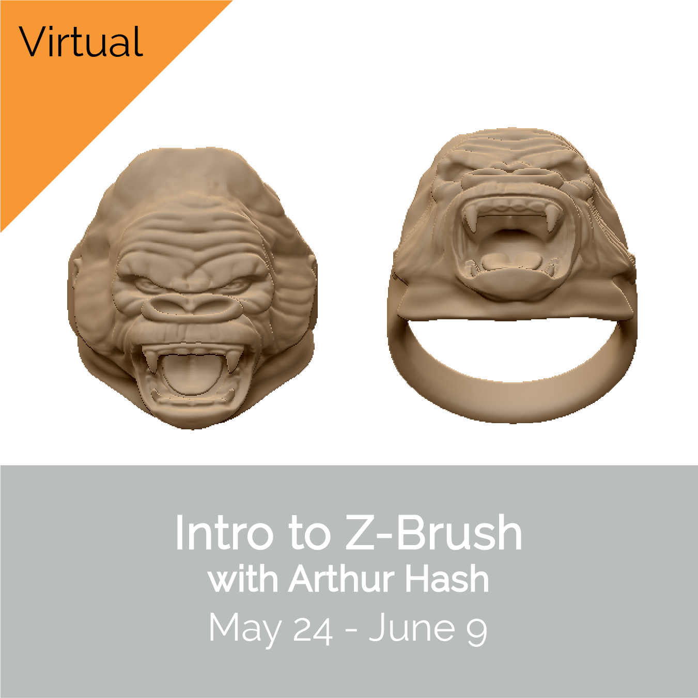 IG - (V) Intro to ZBrush W2021