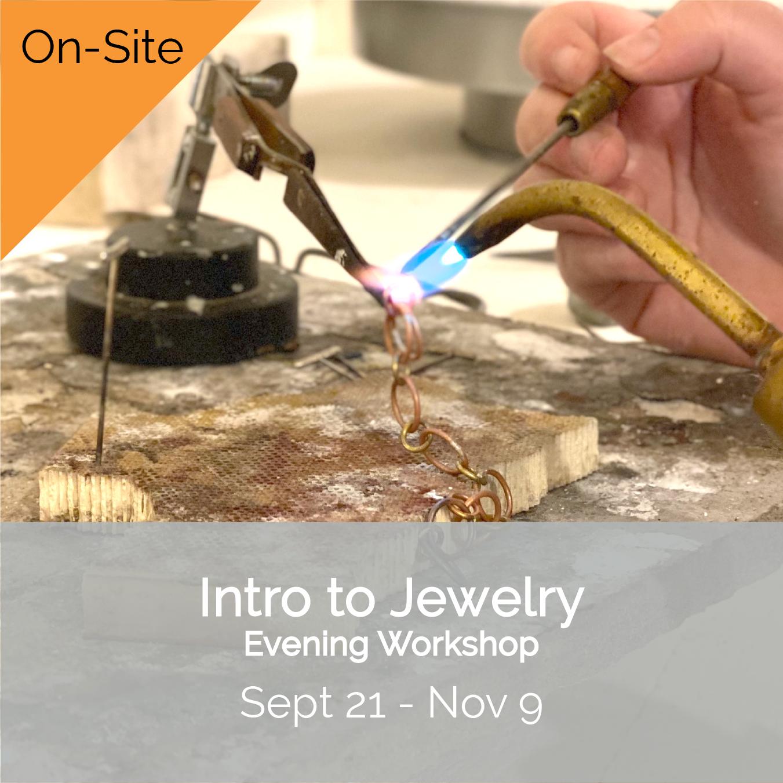 IG -Intro to Jewelry EVE F2021