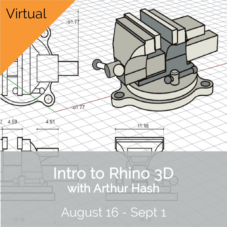 IG - (V) Intro to Rhino 3d W2021